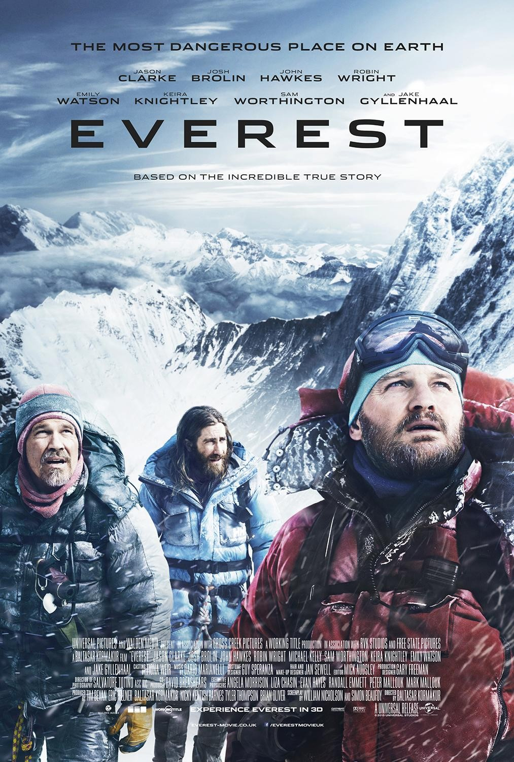 Everest 2015 Full HD İzle