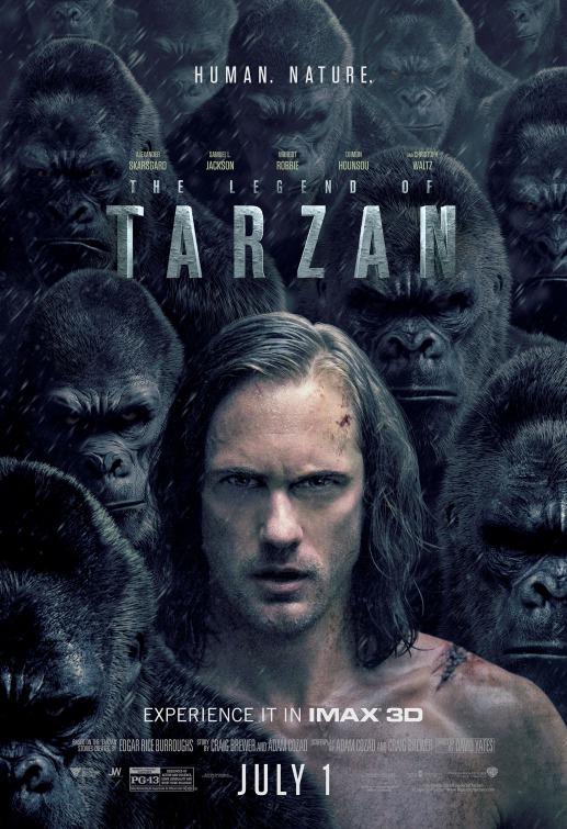 Tarzan 2016 Full HD İzle