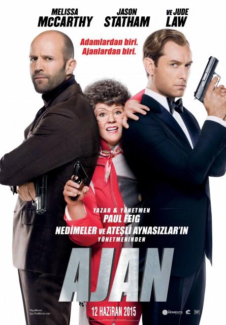 Ajan – Spy Full Türkçe Dublaj izle