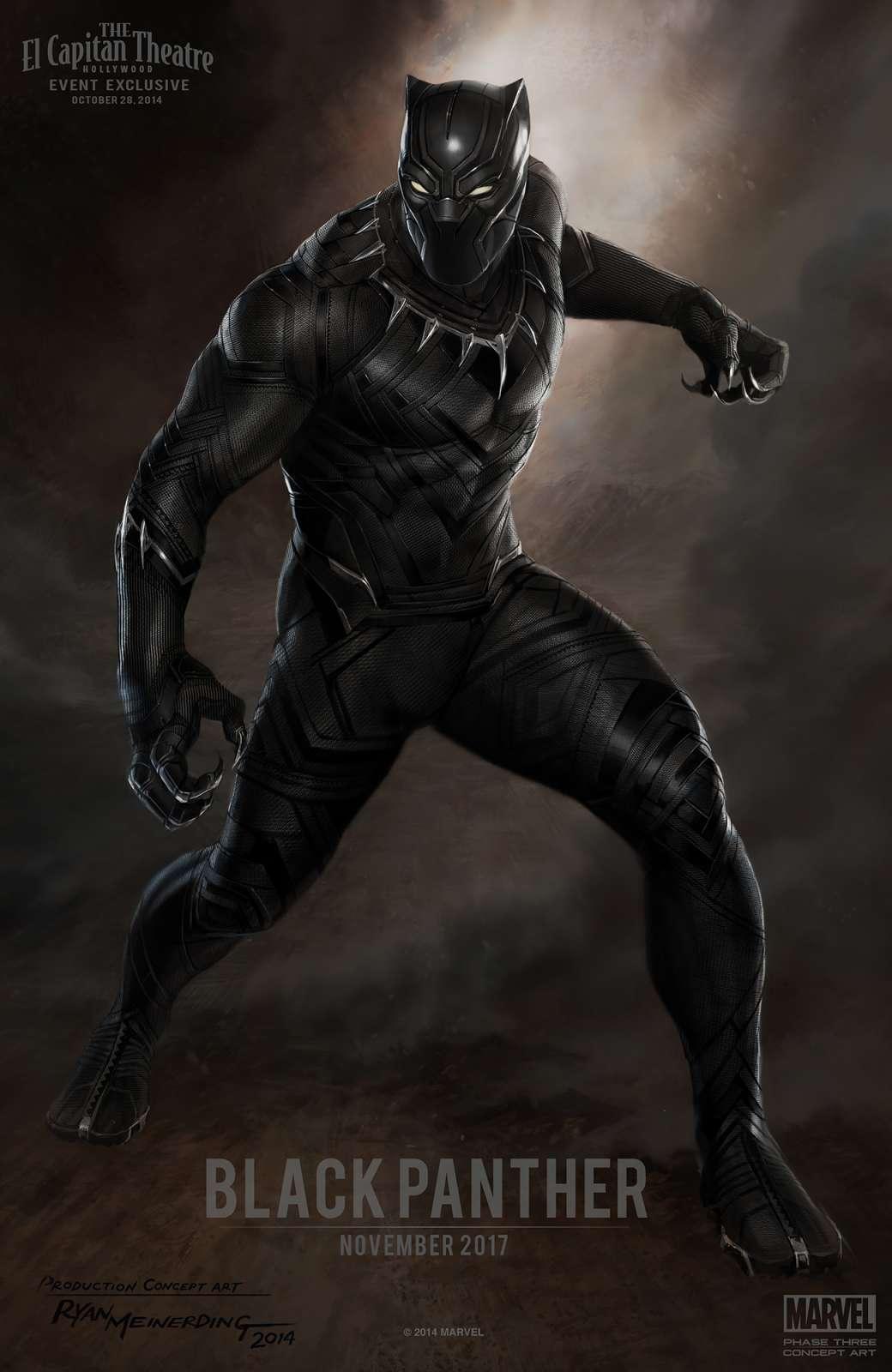 Siyah Panter Full izle