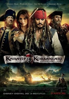 Karayip Korsanları 5 Full HD İzle