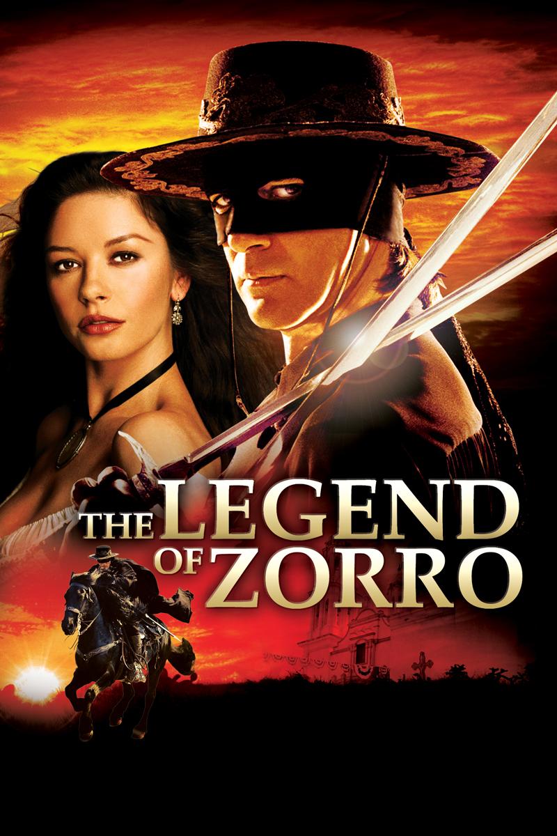 Zorro Efsanesi – Legend Of Zorro Full izle