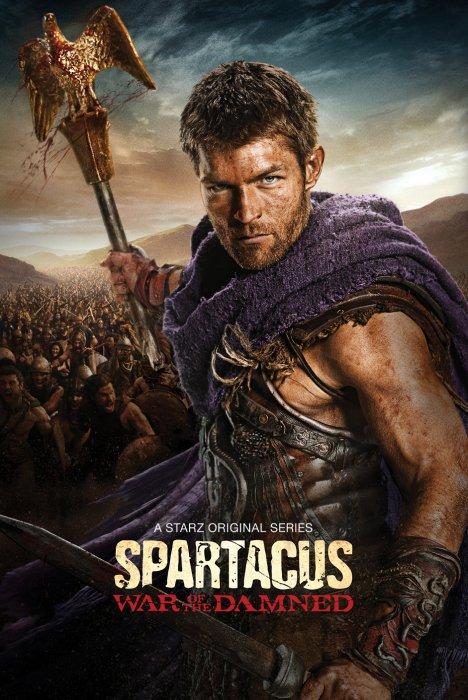 Spartacus Kan ve Kum 1. Sezon Türkçe Dublaj İzle