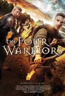 Dört Savaşçı Full HD izle