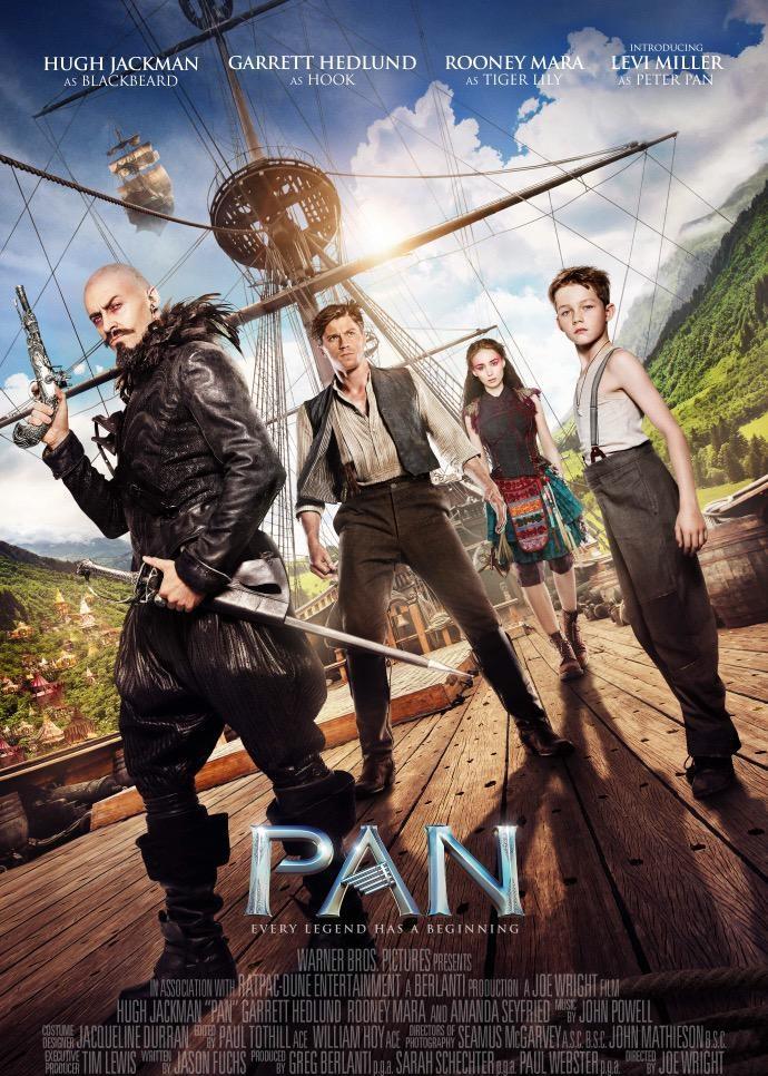 Pan 2015 Full Türkçe Dublaj HD İzle