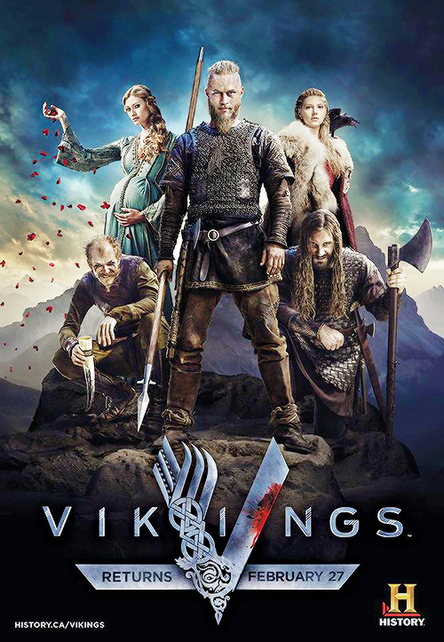 Vikings 2. Sezon Full Hd İzle