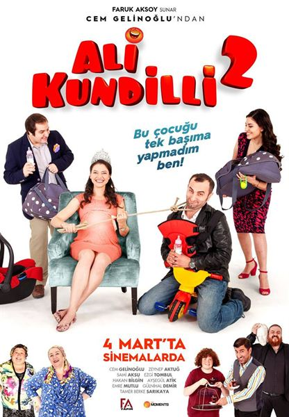 Ali Kundilli 2 2016 Full Hd İzle