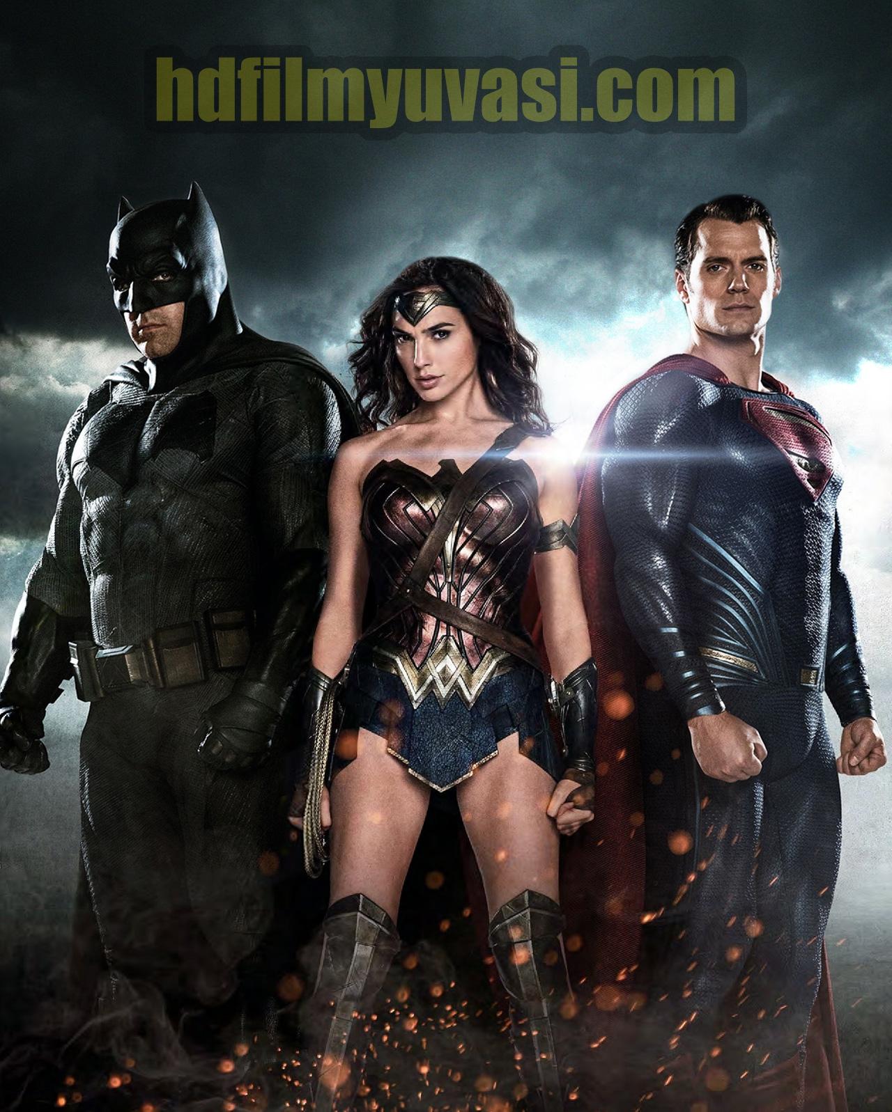 Batman v Superman Adaletin Şafağı 2016 Altyazılı Hd izle