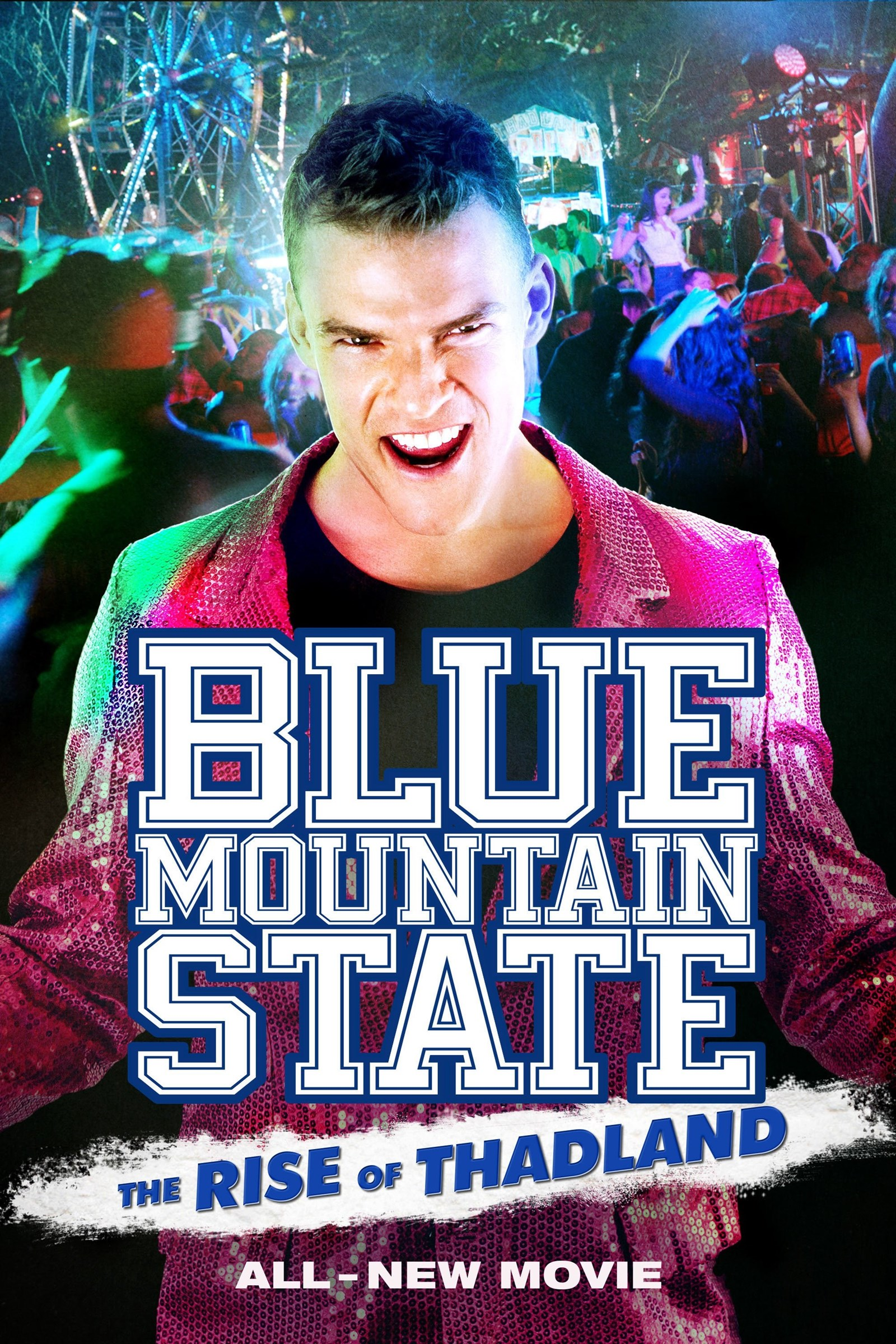 Blue Mountain State: The Rise of Thadland İzle