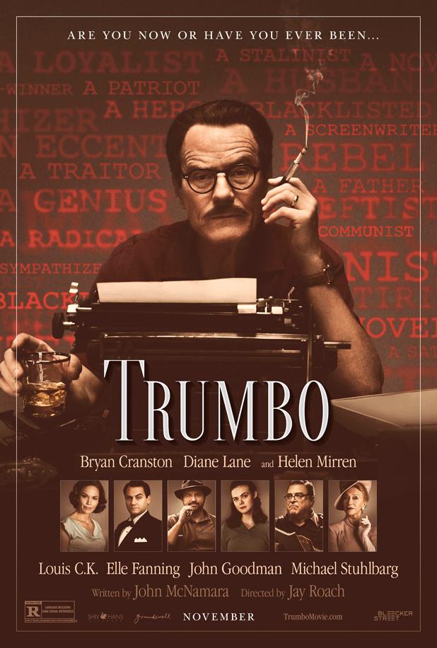 Trumbo 2015 Full HD İzle