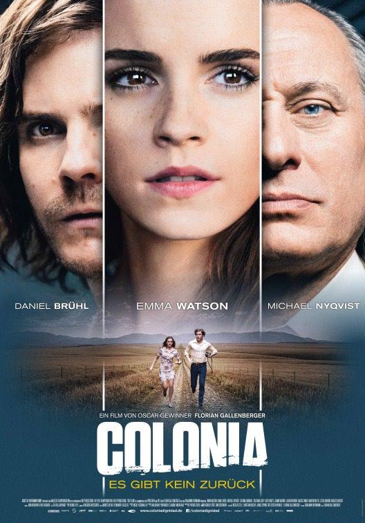 Colonia 2016 Full Hd İzle