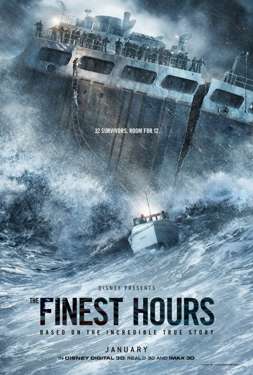 The Finest Hours 2016 Full Hd İzle