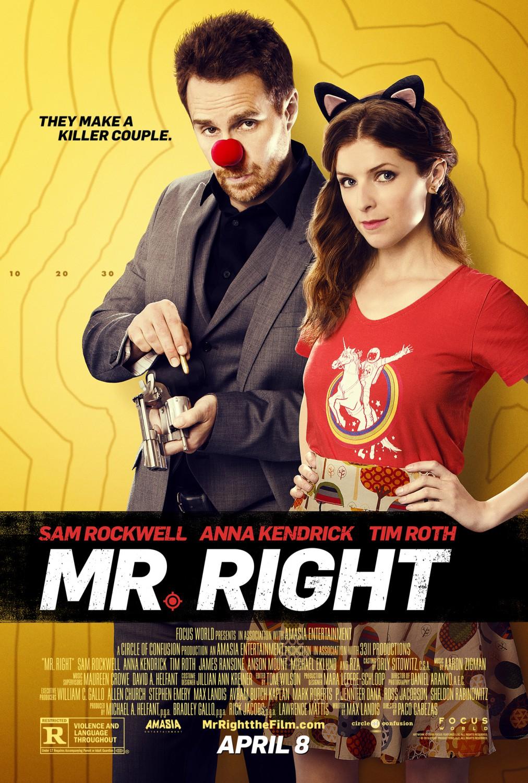 Mr. Right Full İzle
