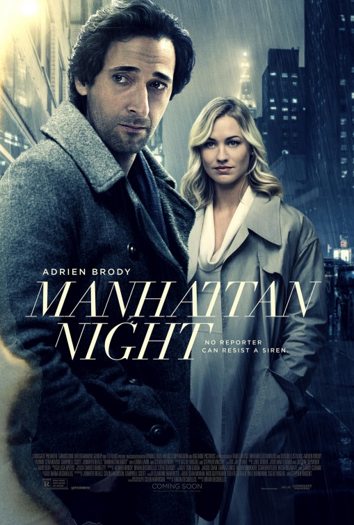 Manhattan Night HD İzle