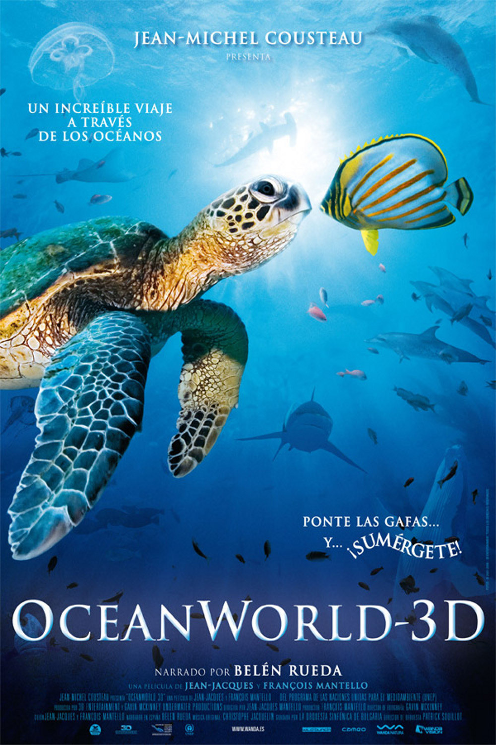 Oceanworld HD İzle