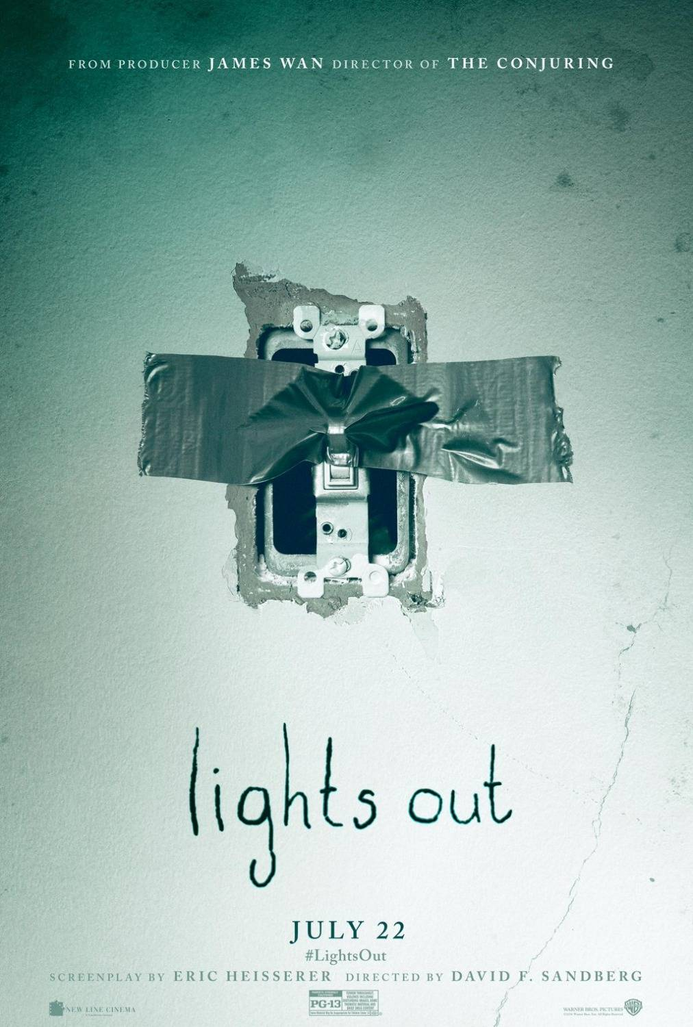 Lights Out İzle