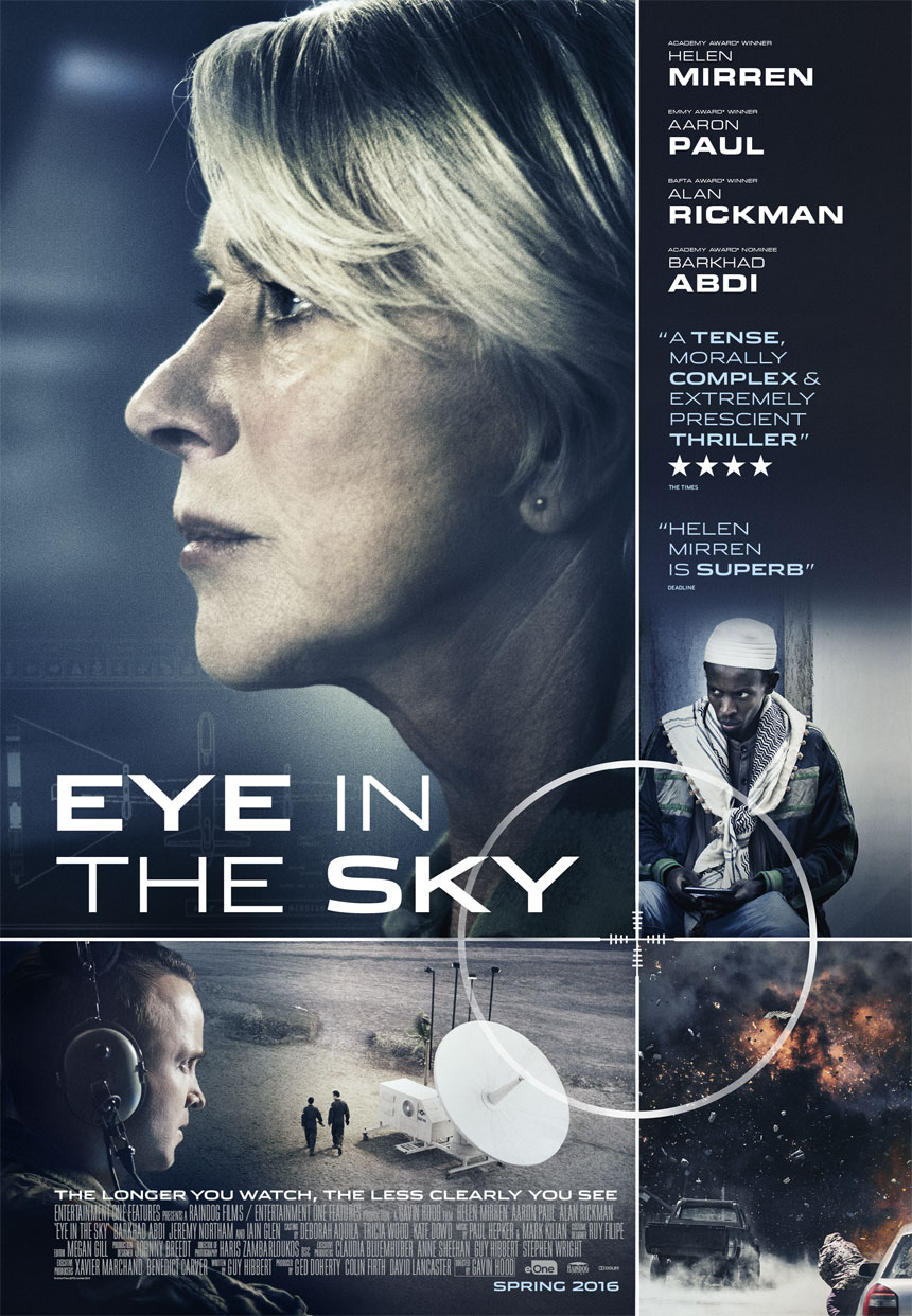 Eye in the Sky HD İzle