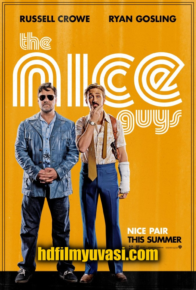 iyi adamlar The Nice Guys HD izle (2016)