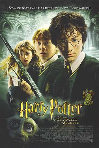 Harry Potter and the Chamber of Secrets HD İzle
