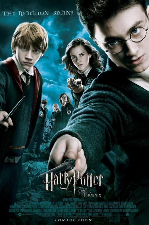 Harry Potter and the Order of the Phoenix HD İzle
