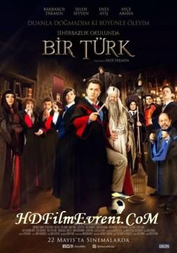 Sihirbazlık Okulunda Bir Türk 2015 HD İzle