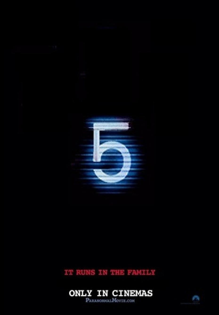 Paranormal Activity 5 – Hayalet Boyutu Full İzle