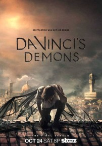Da Vinci's Demons 3. Sezon Full HD İzle