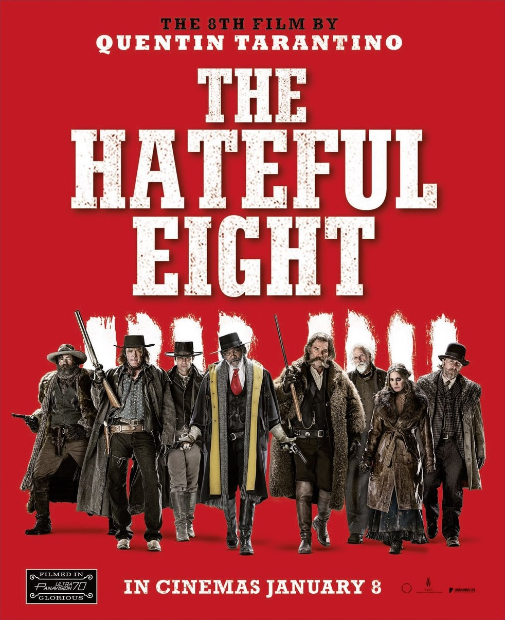 The Hateful Eight Full İzle