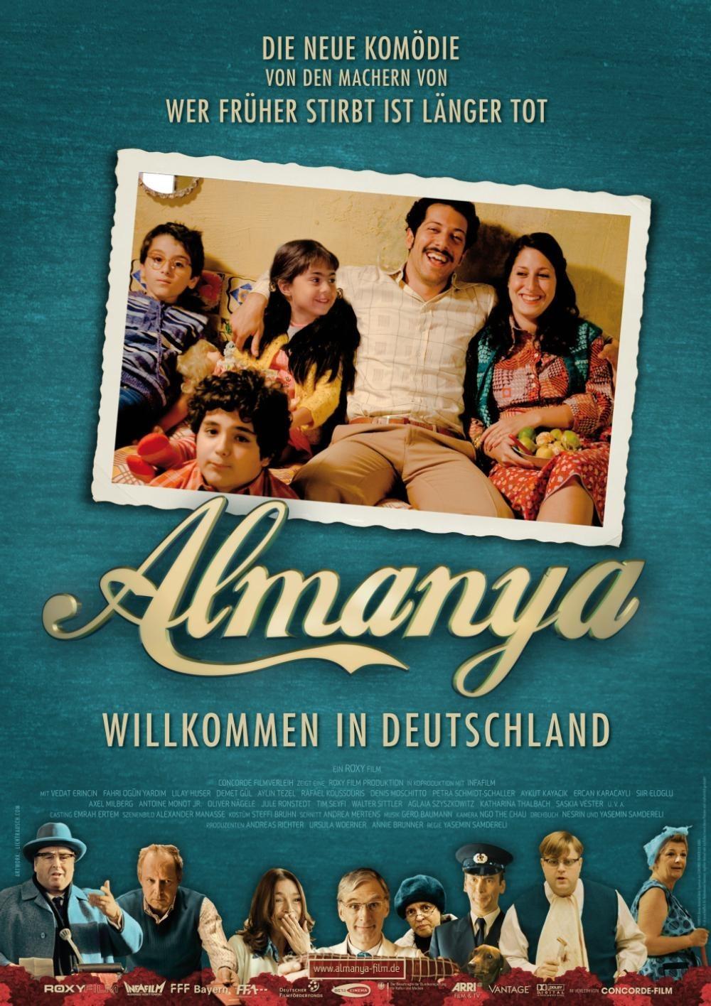 Willkommen Deutschland – Almanya'ya Hoş Geldiniz Hd İzle