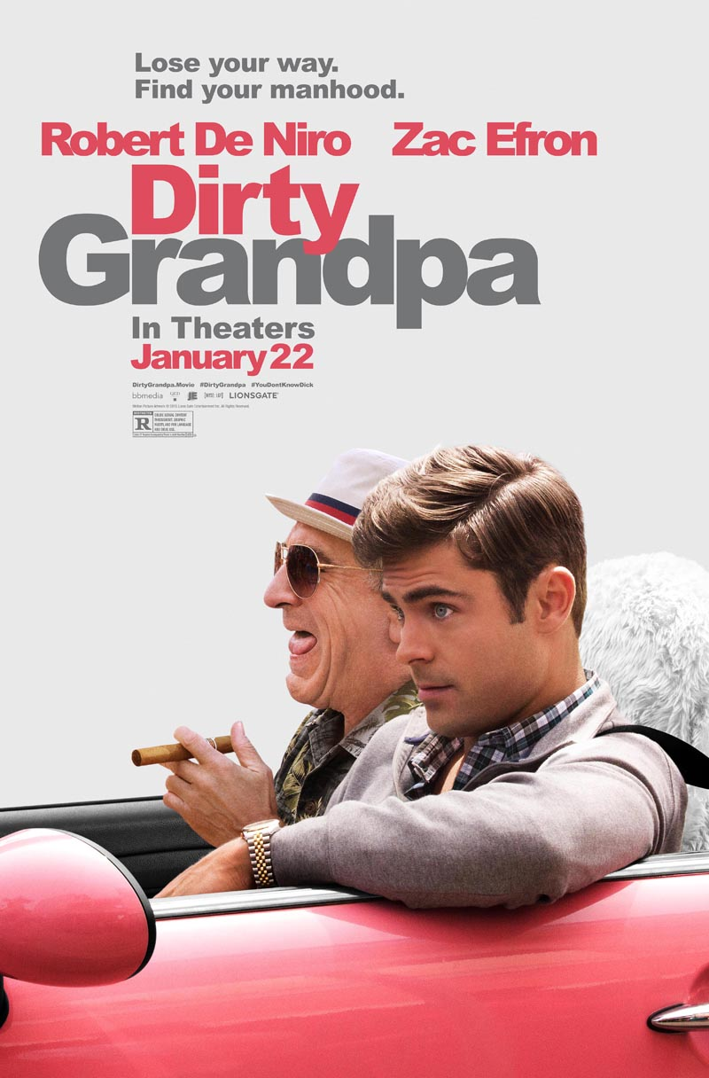 Dirty Grandpa Full İzle