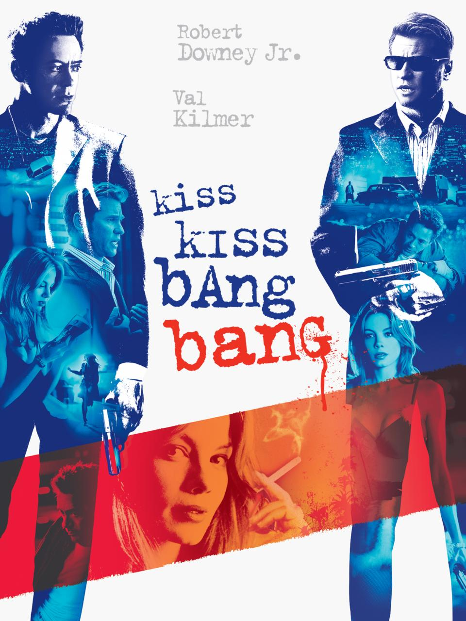 Kiss Kiss Bang Bang Full İzle