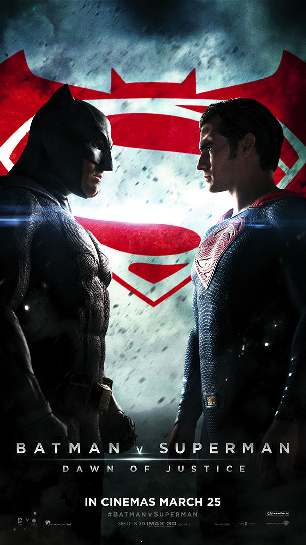 Batman v Superman: Dawn of Justice Full Hd İzle