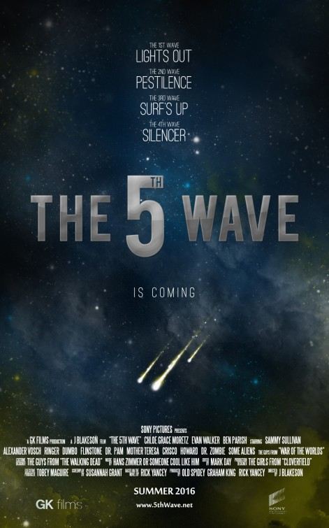 The 5th Wave 2016 Hd İzle