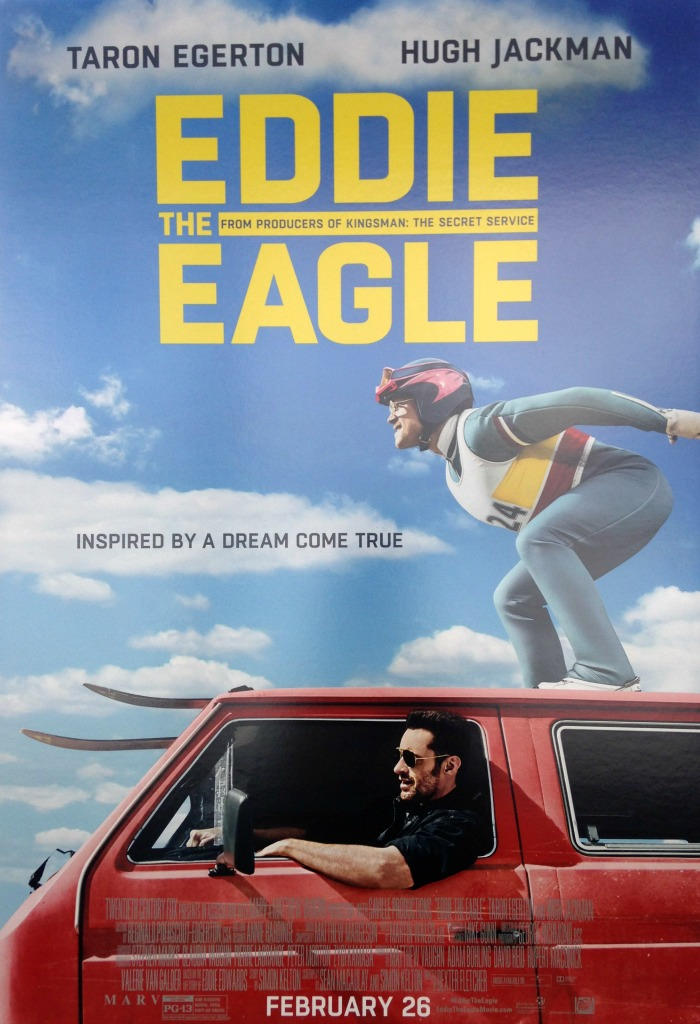 Eddie the Eagle Full İzle