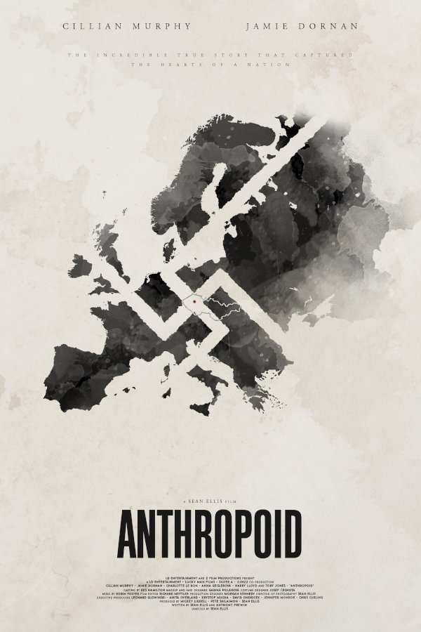 Anthropoid HD İzle