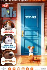 The Secret Life of Pets HD İzle