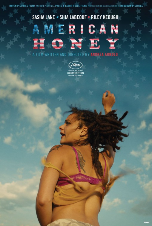 American Honey HD İzle