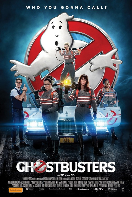 Ghostbusters HD İzle