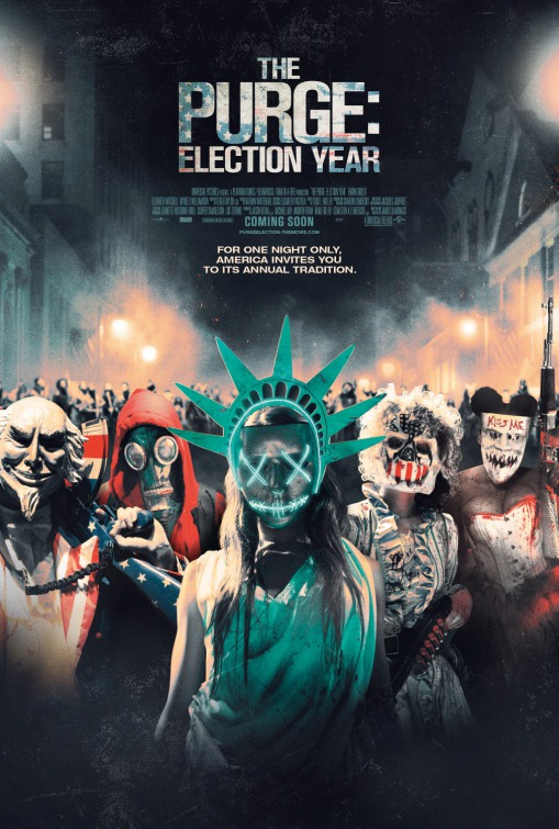 The Purge: Election Year HD İzle