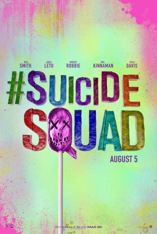 Suicide Squad HD İzle