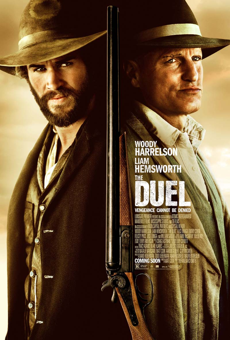 The Duel 2016 HD İzle