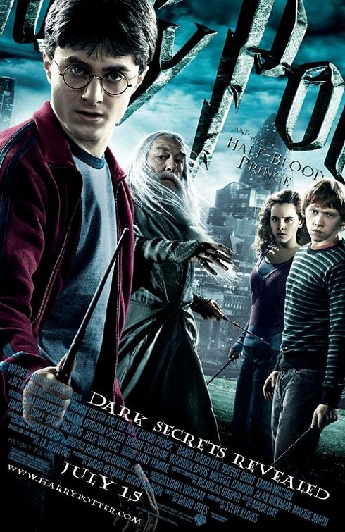 Harry Potter and the Half-Blood Prince HD İzle
