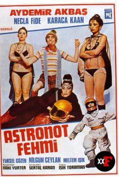 Astronot Fehmi 1978 Aydemir Akbaş Filmi izle