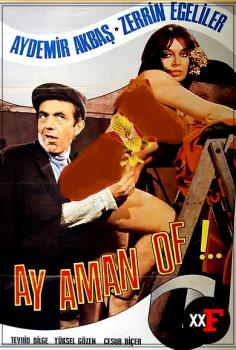 Ay, Aman, Of 1979 Zerrin Egeliler Erotik Film