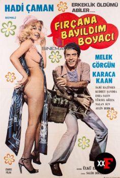 Fırçana Bayıldım Boyacı 1978 Erotik Film izle