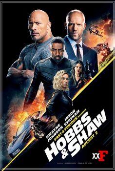 Hızlı ve Öfkeli: Hobbs ve Shaw 2019 Türkçe Dublaj izle
