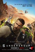 6 UnderGround 2019 Full HD Netflix Filmi izle
