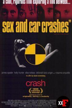 Çarpışma 1996 Full HD Erotik Film izle