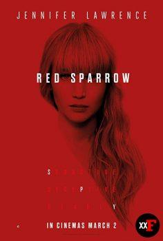 Kızıl Serçe 2018 Full Hd izle Red Sparrow izle