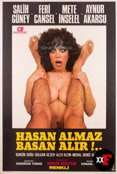 Hasan Almaz Basan Alır 1975 Erotik izle